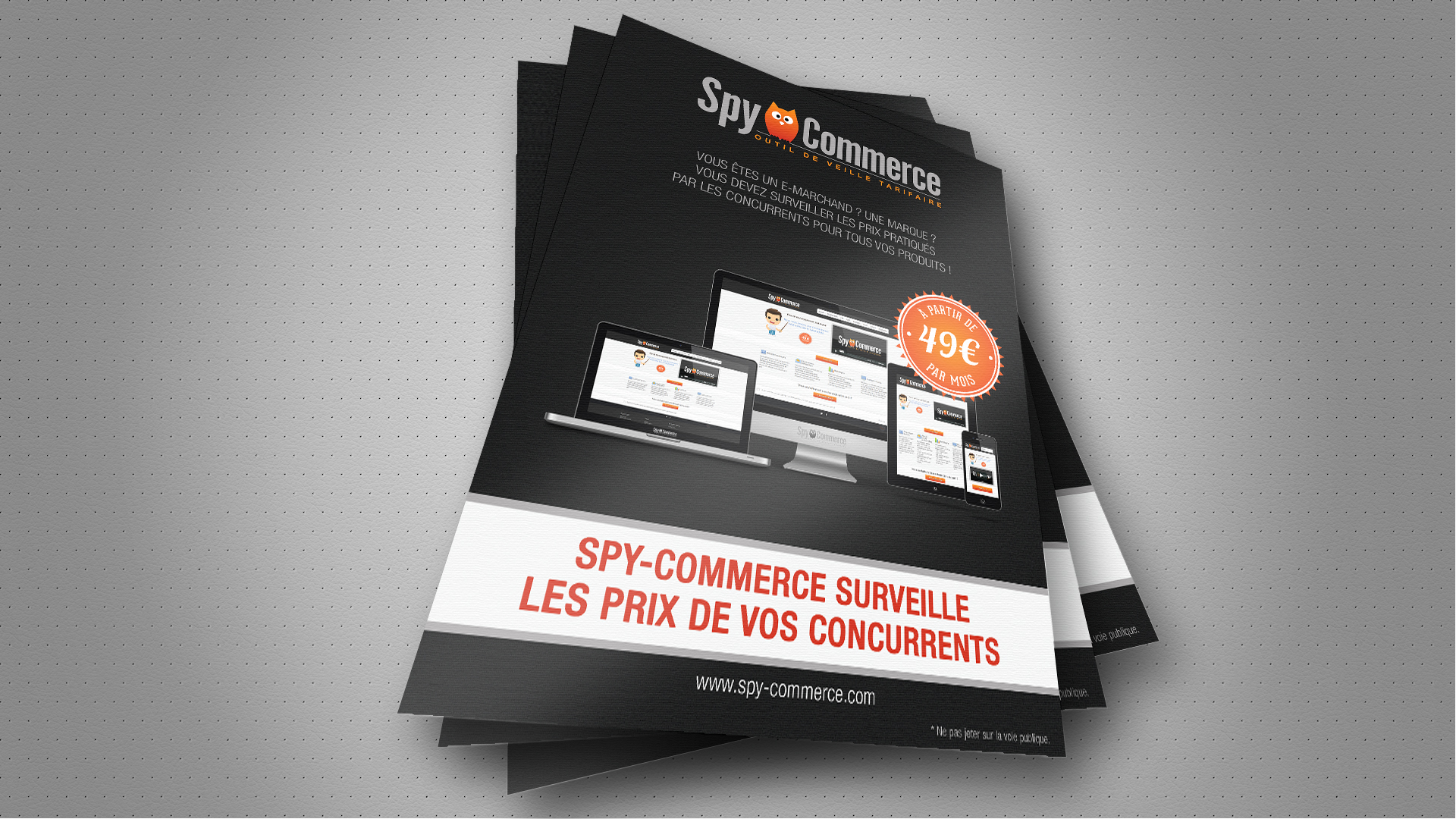 Flyer Spy Commerce
